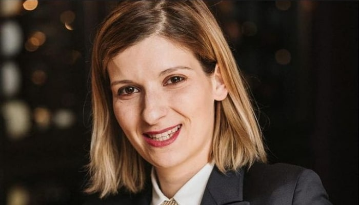 Beatrice Bessi, Head Sommelier, Chiltern Firehouse