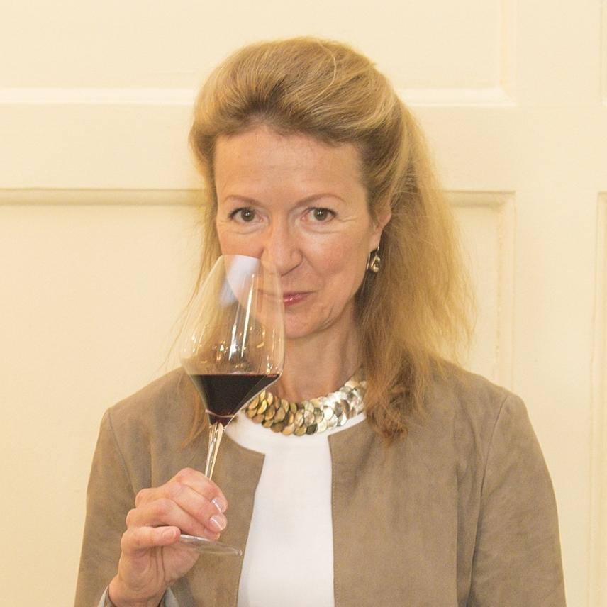 Joanna Simon - A British author and wine journalist