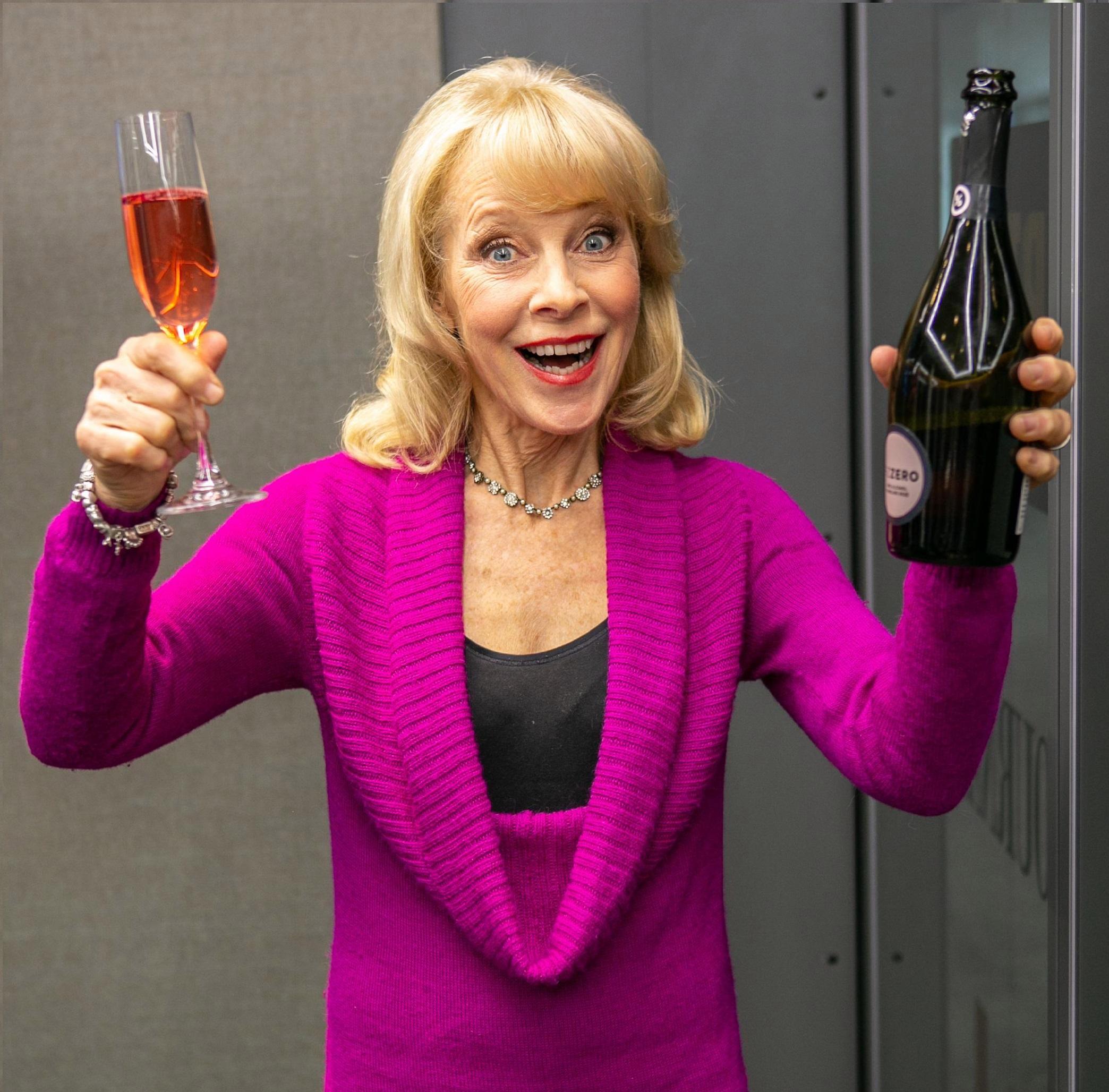 Jilly Goolden - the nation's favourite wine expert