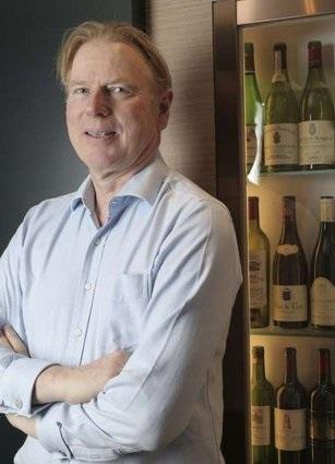 Jasper Morris - Master of Wine