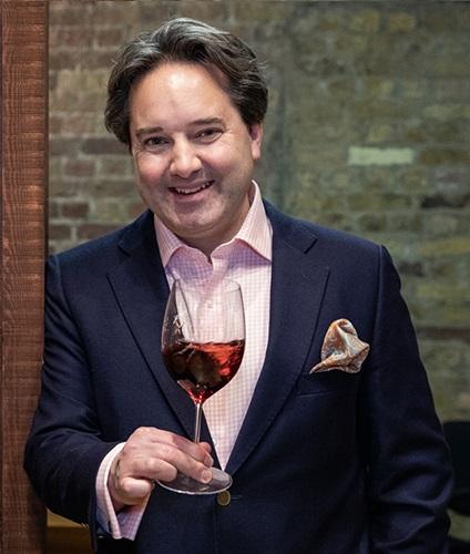 Will Lyons - award-winning wine writer and broadcaster
