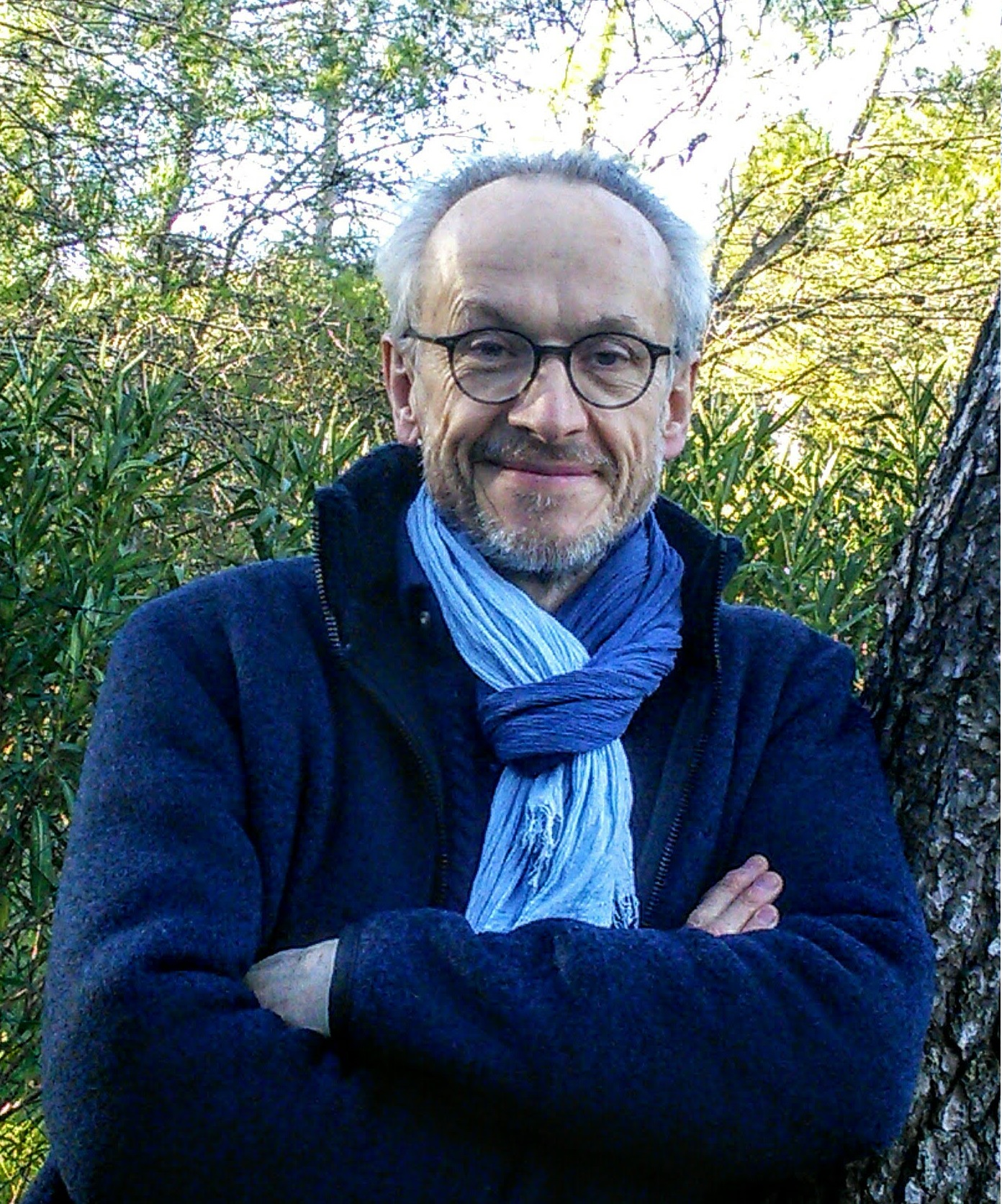 Andrew Jefford - A wine writer, an English journalist
