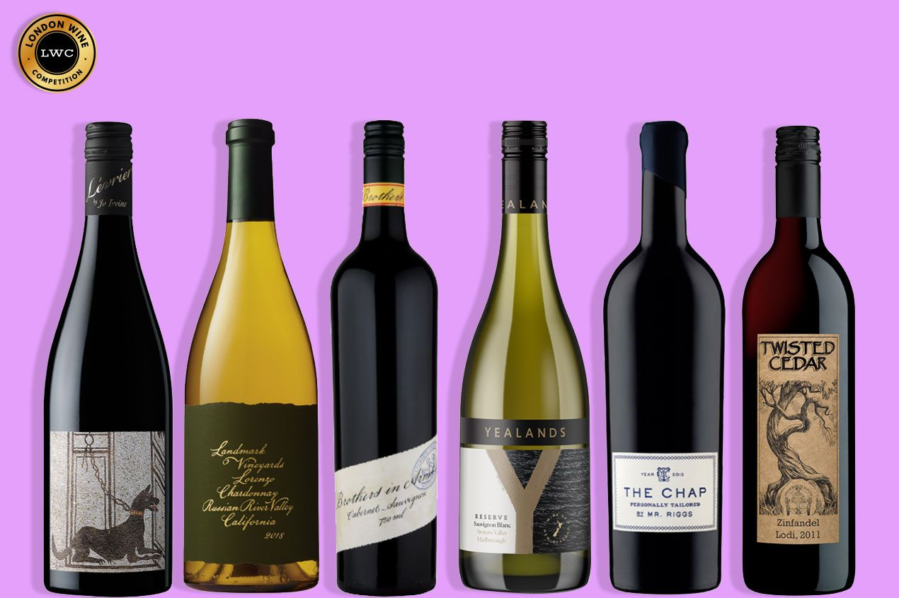Medal Winners Announced At The 4th London Wine Competition