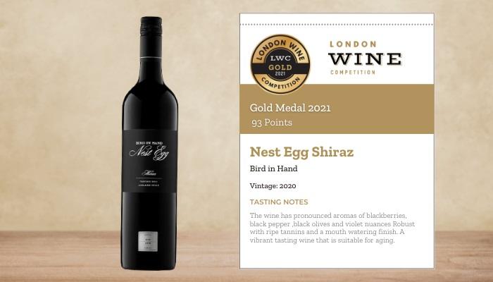 Nest Egg Shiraz