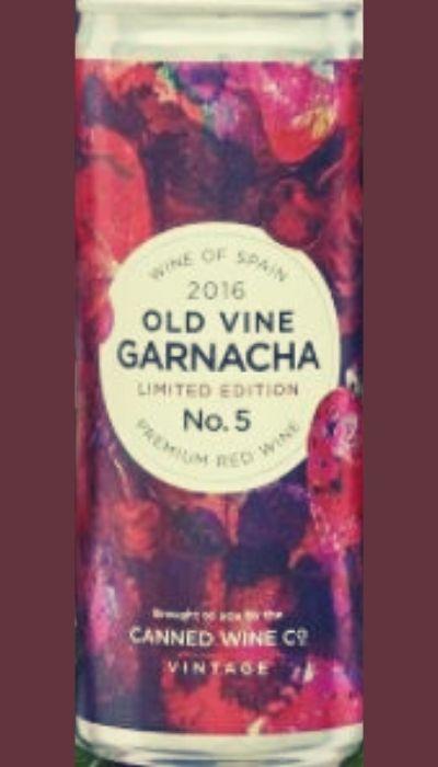 Image of 2016 Old Vine Garnacha