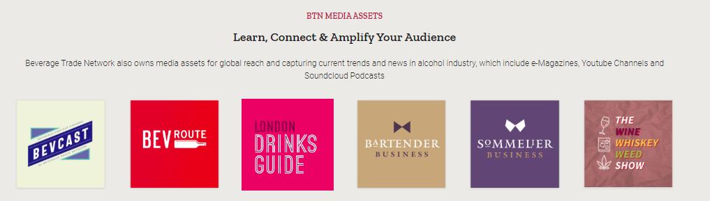 btn media assets