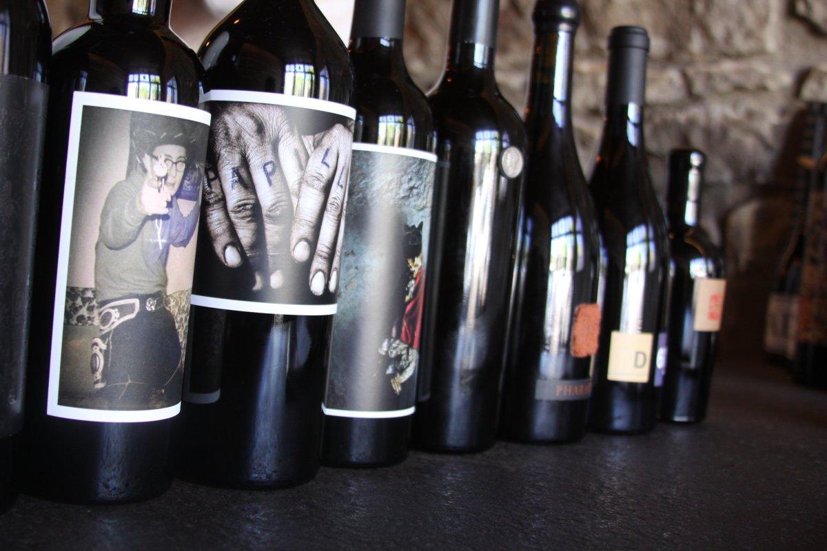 Orin Swift wine brand