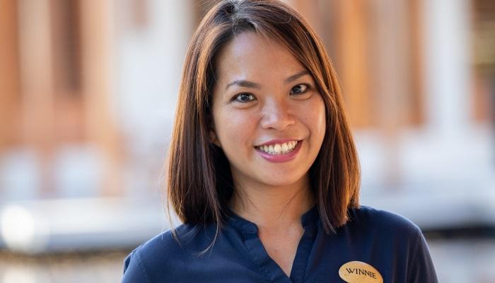 Winnie Toh,Award-Winning Sommelier