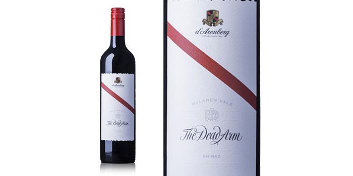 The Dead Arm - Shiraz 2017 McLaren Vale, Shiraz (100%) won the best wine of the year scoring 97 points.