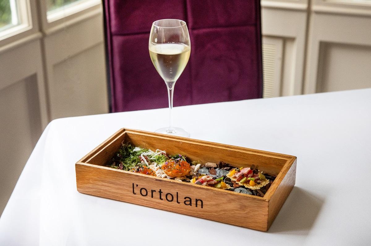 L'Ortolan Restaurant