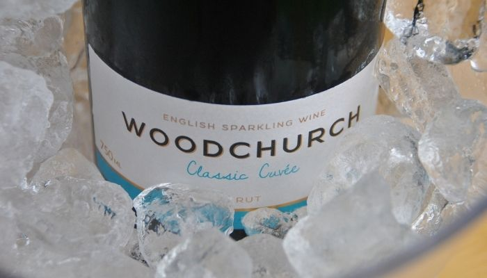 Woodchurch Wine Estate's Classic Cuvee Wine