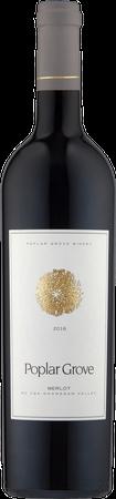 2016 Poplar Grove Merlot