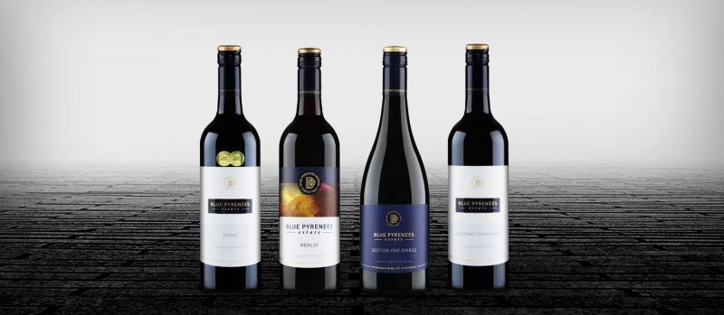 Photo for: Wines from Blue Pyrenees Estate Shine Bright