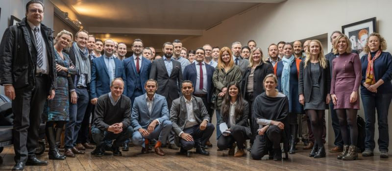 Photo for: 2019 London Wine Competition Judges