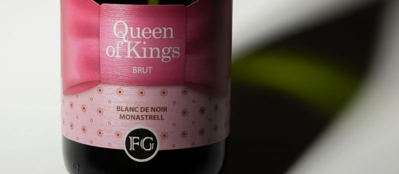 Photo for: Queen of Kings Blanc de Noir (Brut) Named Spain's Best Wine