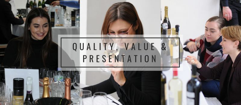 Photo for: London Wine Competition – Showcases Value, Quality and Presentation