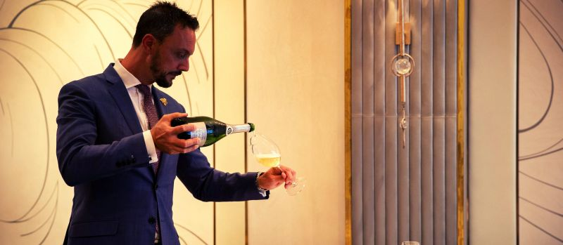 Photo for: Being a Sommelier – In Marco Iaccarino's Words