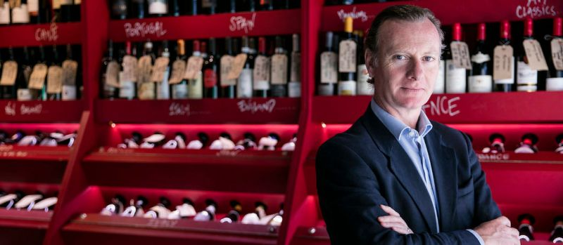 Photo for: James Davy - About his Wine Bar on its new Venue in London