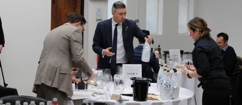 Photo for: Why It's Hard to Win a Medal at the London Wine Competition